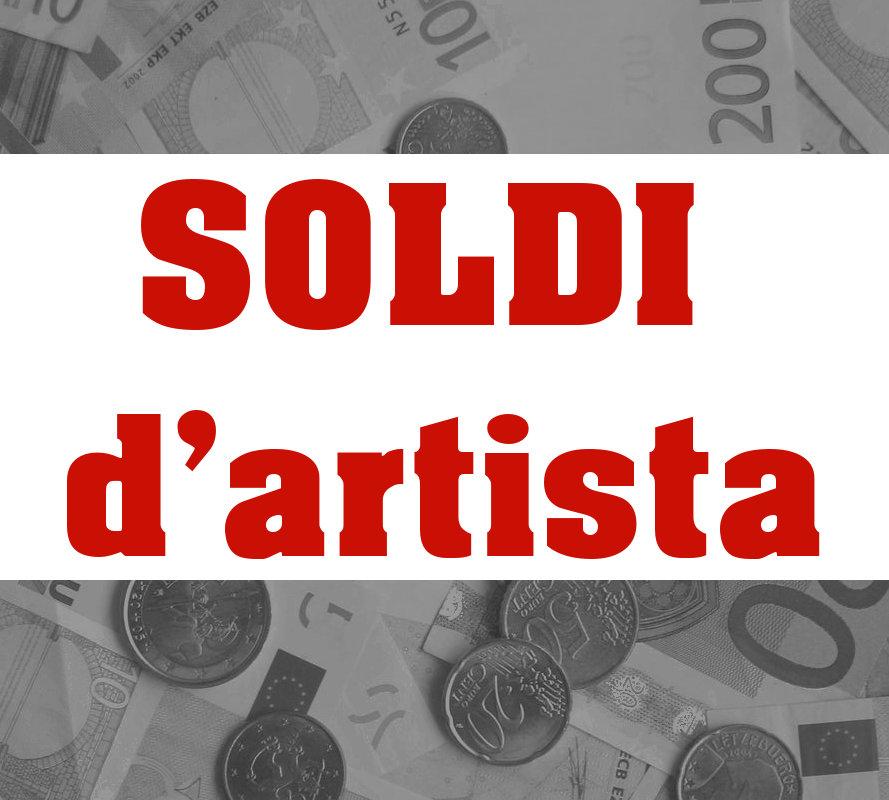 clicca per entrare nel sito del progetto SOLDI D'ARTISTA